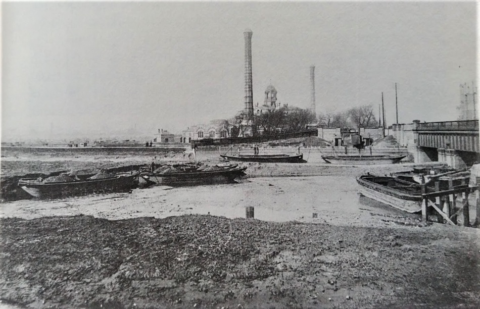 Channelsea-Abbey-Mills-Pump-Newham-Archives